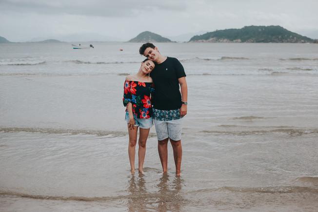 Casal | Franciele + Ricardo