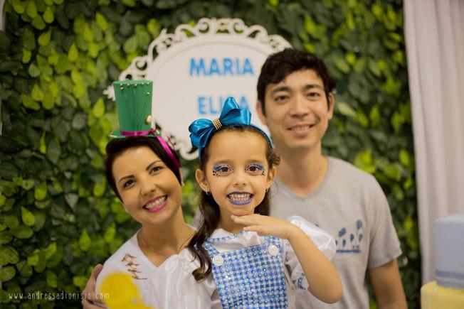 Aniversário | 5 Anos Maria Elisa