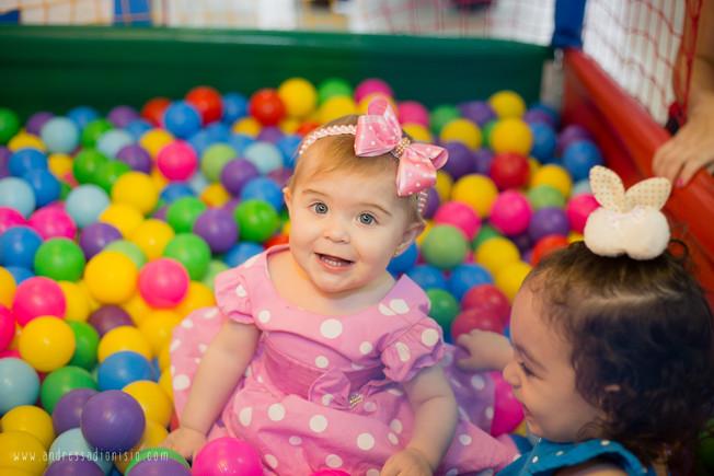 Aniversário Infantil | Laura 1 ano