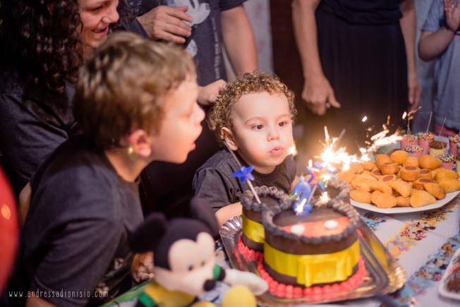 Aniversário Infantil | Lucas 2 anos