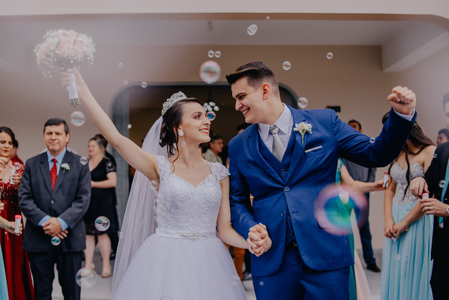 CASAMENTO | Franciele e Ricardo