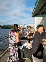Evening on the Docks