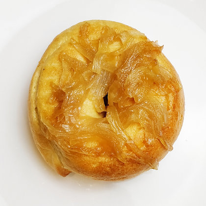 Caramelized Onion Bagel