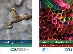 NEU: Blasentagebuch & Katheter- und Restharnprotokoll