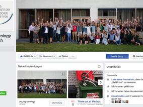 Young Urology Österreich               auf Facebook