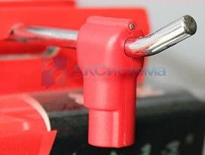 Бирки Стоплок доступны в размерах: 4-6мм., 8 мм., 10 мм.