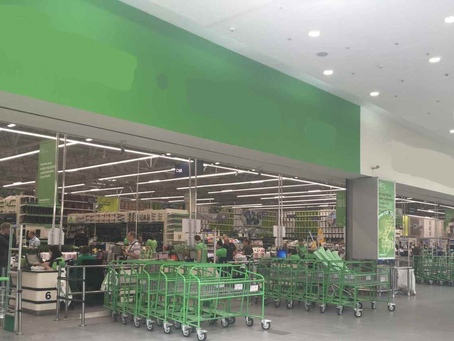Retail. Nowadays
