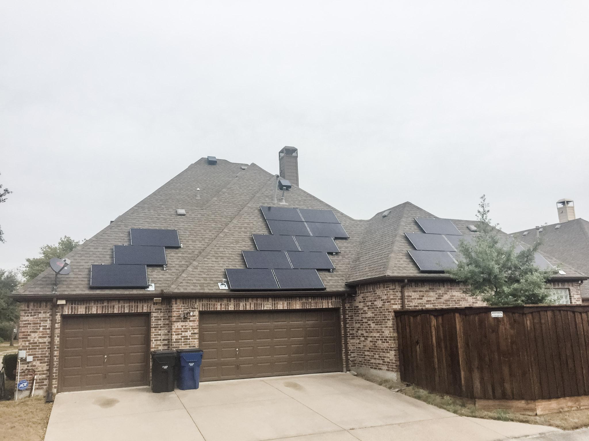 6 kW Solar System