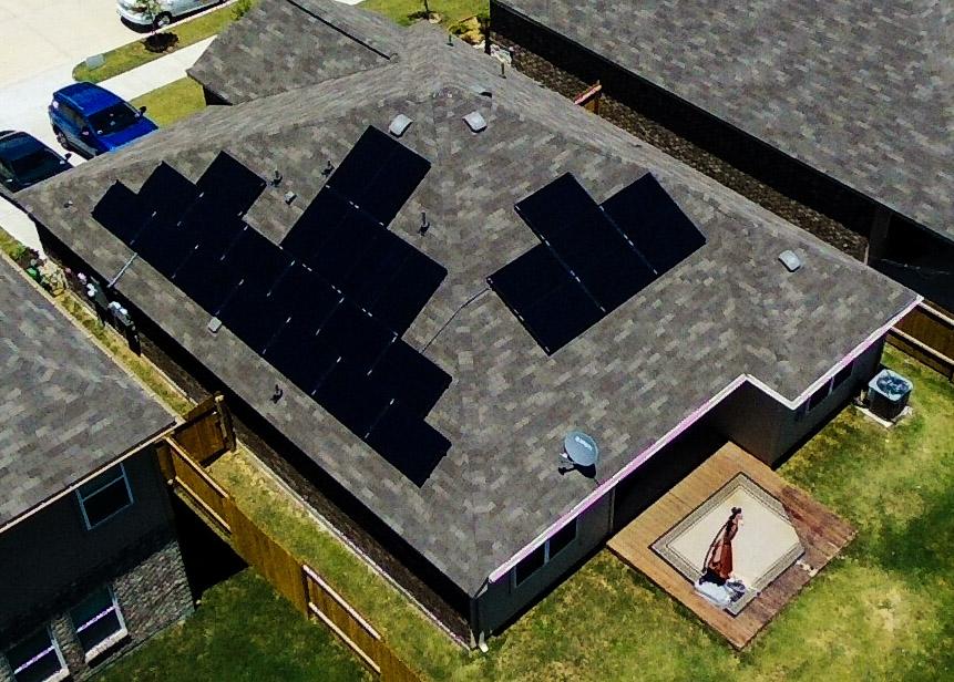 7.965 kW Solar System