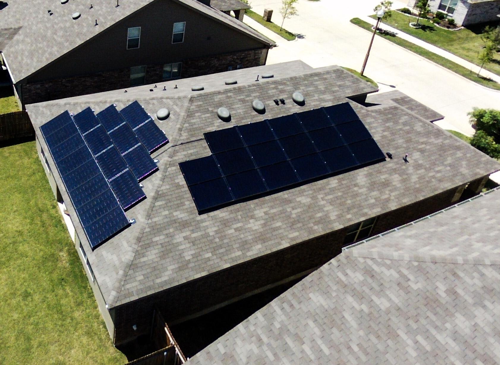 10.2 kW Solar System