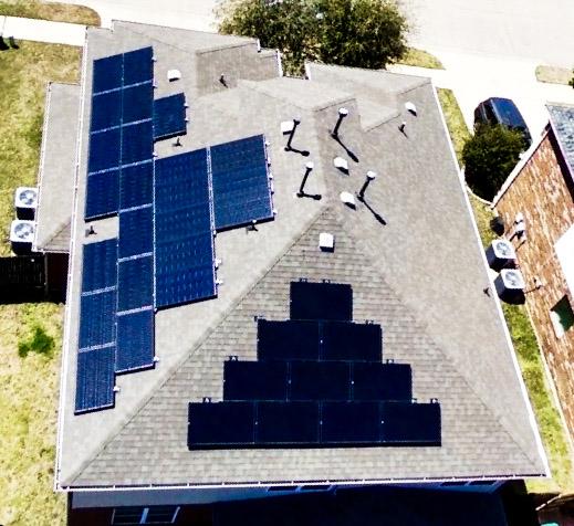 9.9 kW Solar System