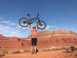 Gani conquered the mountains in Moab