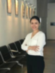 Michiko Liew female gonstead chiropractor
