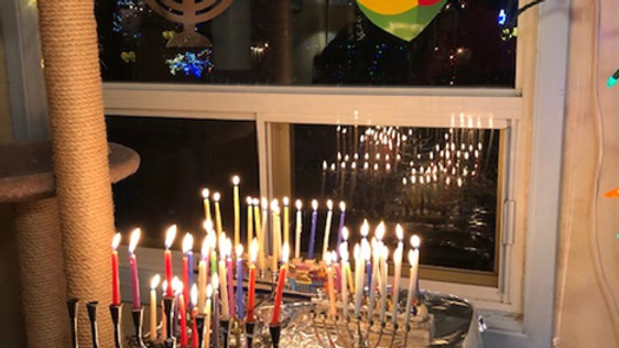 Chanukah and Oils with Young Living