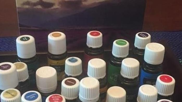 Mindset Mastery for Entrepreneurs Using Essential Oils