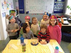 Celebrating Birthdays and Friendship