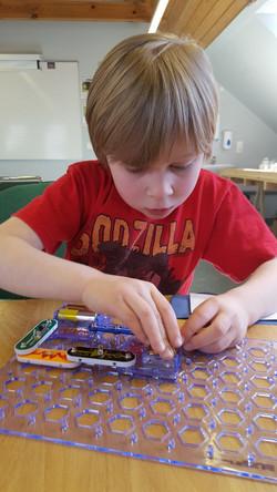 Learning Electronics