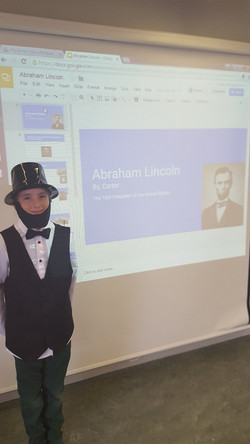 Historical Presentations