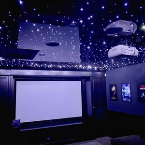 Galaxy Cinema Room