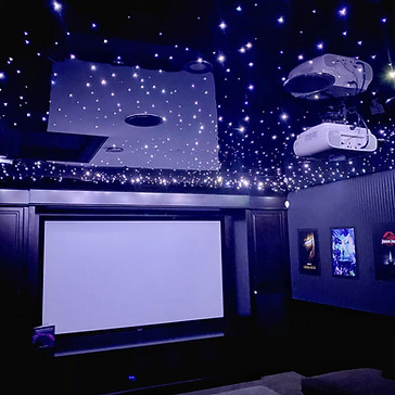 Galaxy Cinema Room