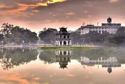 Bai Tuu Long Bay - Hanoi