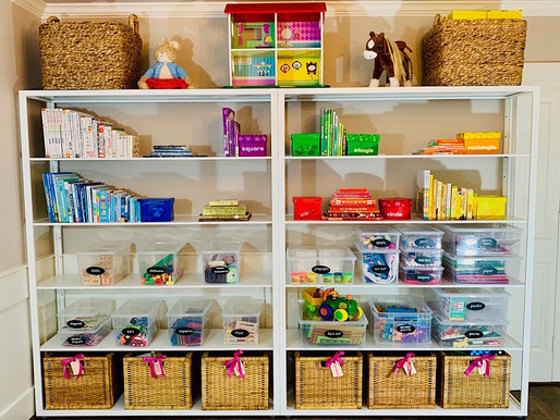 MANAGEABLE PLAYROOM SYSTEMS
