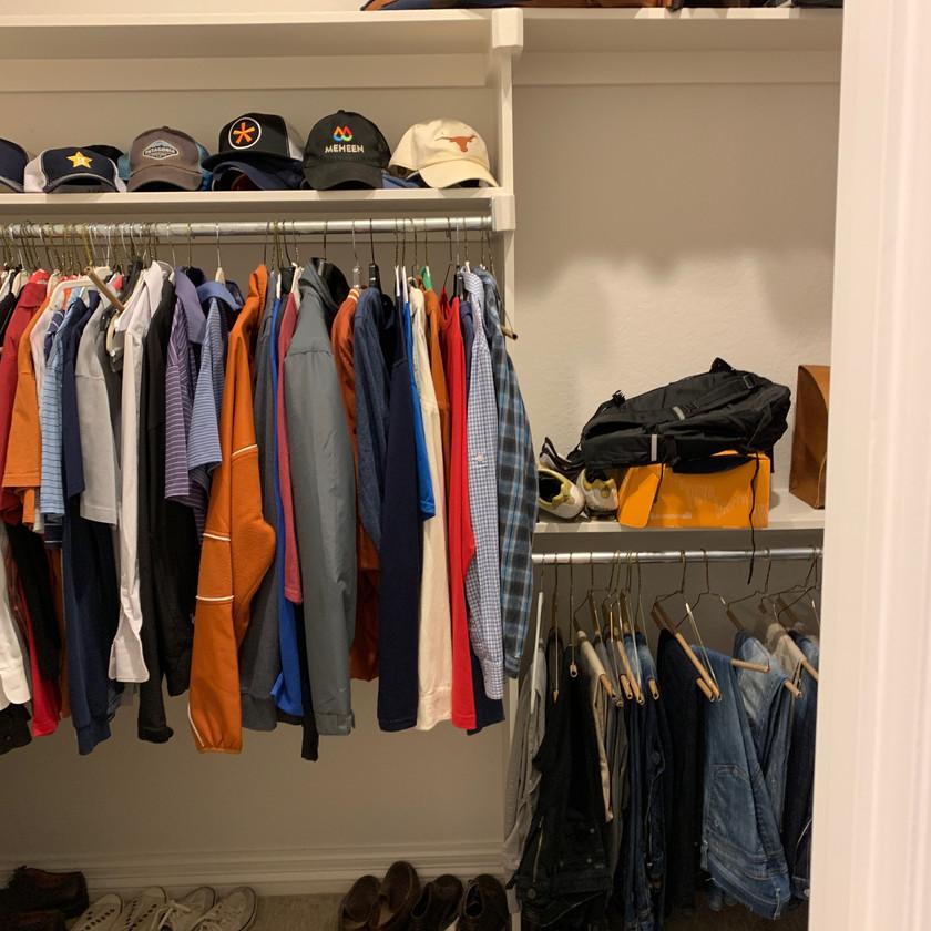 Organization Transformation, Closet Before