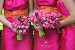 Accent your event with flowers.