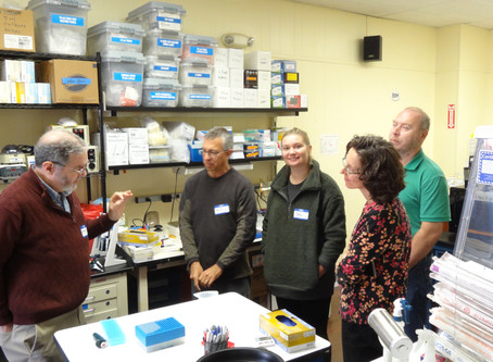 Announcing: DNA Forensics Laboratory led by Larry Melnick