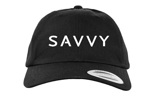 Black Savvy Hat