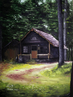 hut small