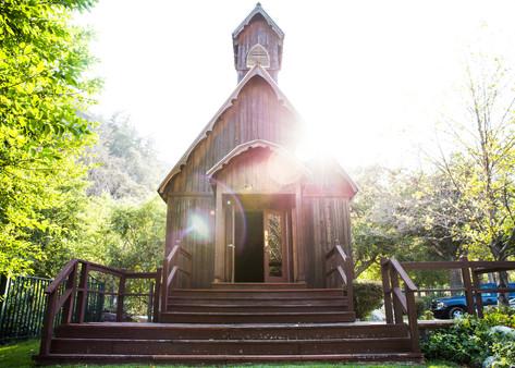 Rustic Chapel @ Green Mountain Ranch