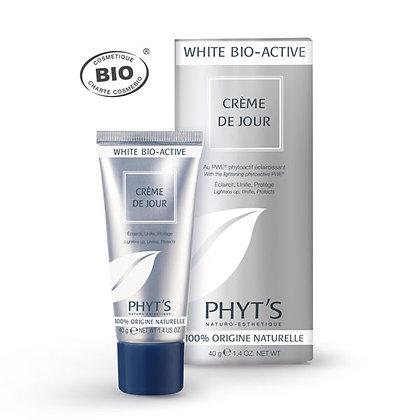 Crème de Jour Eclaircissante White Bio-Active