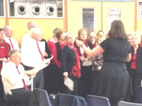 Community Choirs Festival 2015
