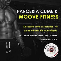 Moove Fitness - Regional Divinópolis