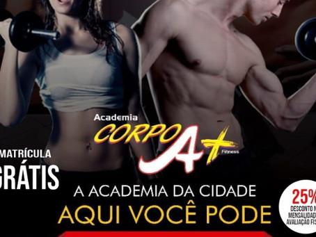 Academia Corpo A+ Fitness