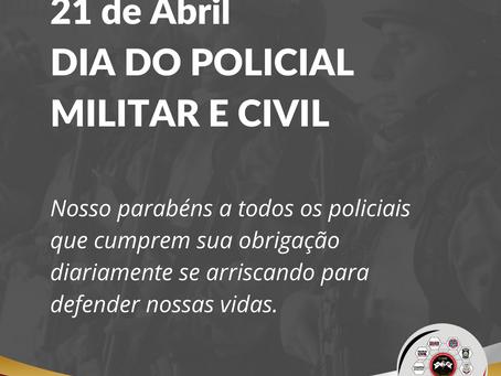 Dia do Policial Militar e Civil