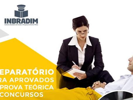 INBRADIM - Preparatório para aprovados na prova teórica de concursos