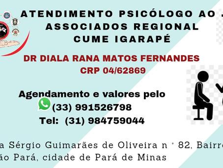 Atendimento Psicológico em Igarapé
