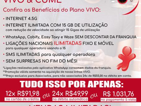Plano de Telefonia VIVO/CUME