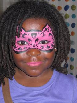 Cheeta Mask.