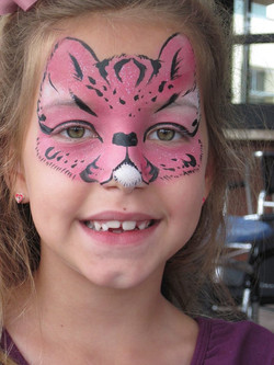 Pink kitty cat!
