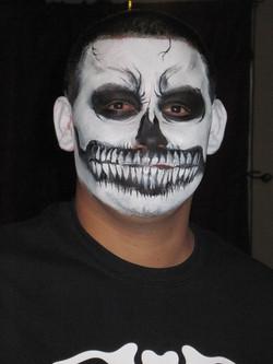 Happy Halloween Face!