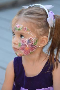 Beautiful Flower Child