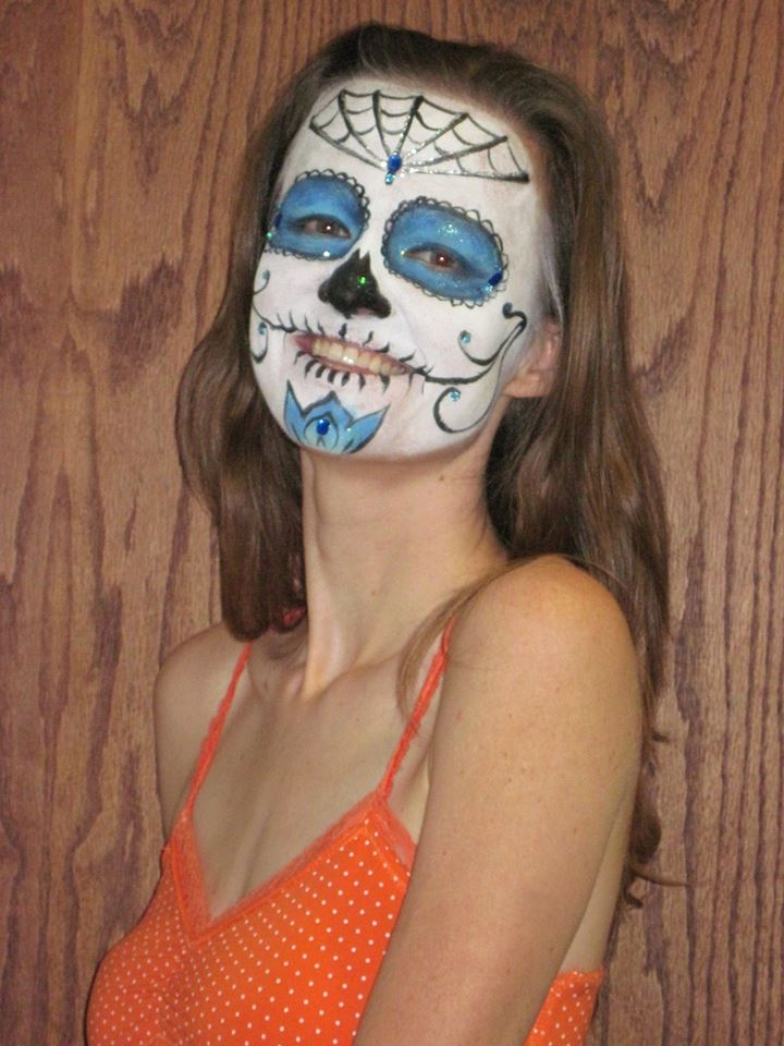 We love sugar skulls!