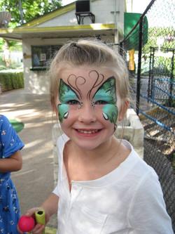 Happy Birthday Girl Butterfly
