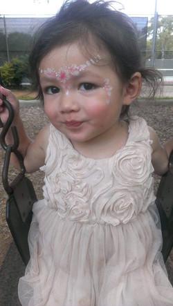 Beautiful flower child:)