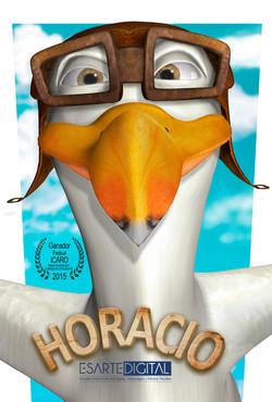 afiche HORACIO-icaro