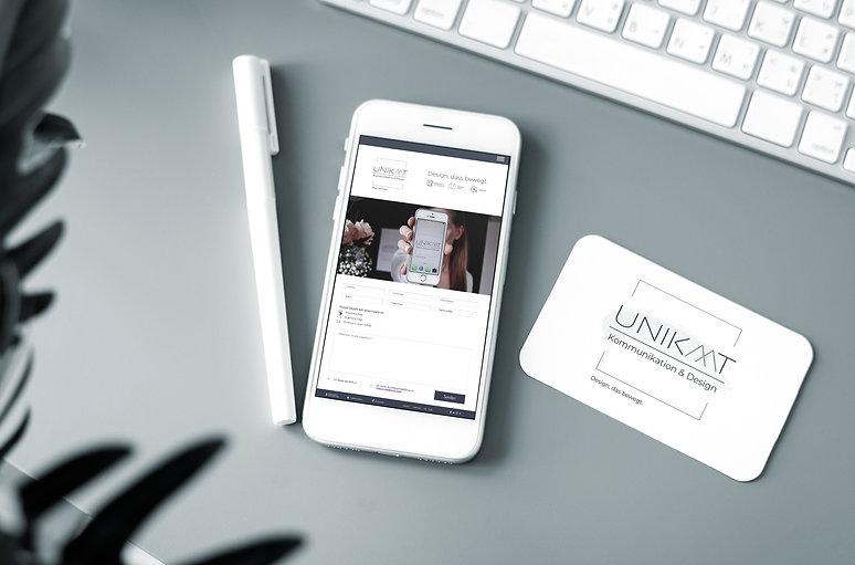 Kontakt Grafikdesignerin Annika Weddecke Hameln Unikaat Kommunikation & Design