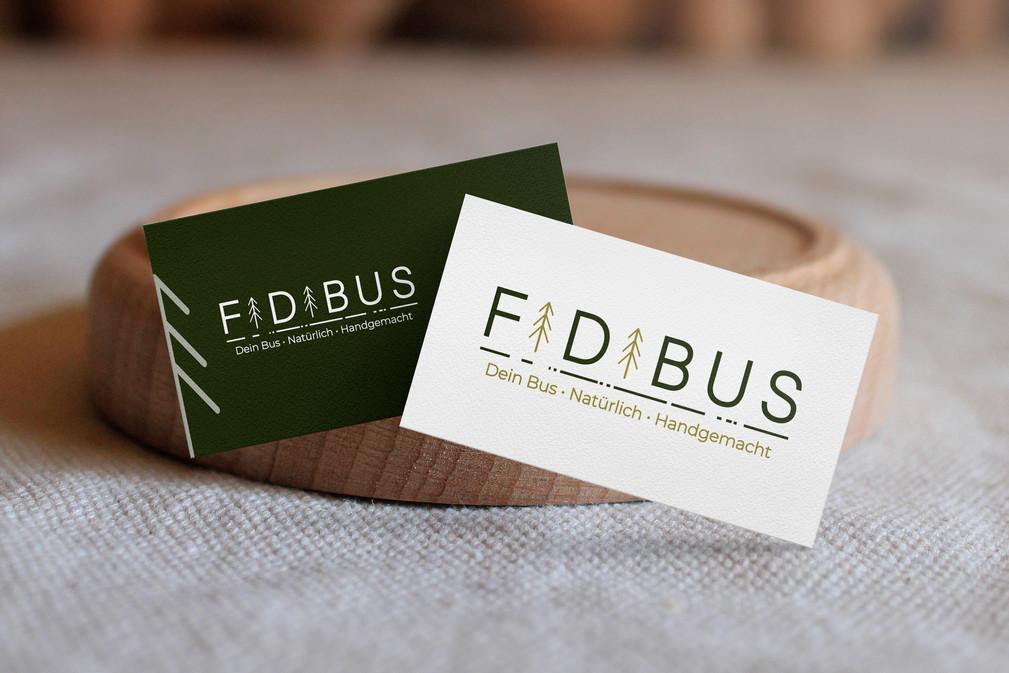 Neues Logodesign für Fidibus